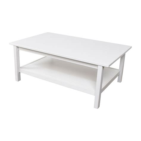 27 Off Ikea Ikea Hemnes Coffee Table Tables Hemnes Coffee Table Ikea