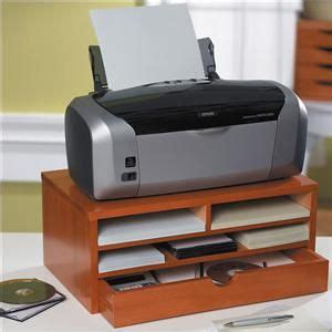 Printer Stand Printers And Desk Areas On Pinterest Desk Top Printer Stand