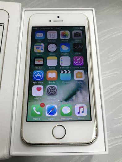 Apple Iphone 5s 16gb Factory Unlocked Sim Free Smartphone Various Colours Ebay Apple Iphone 5s 16gb Sim Free Factory Unlocked Gold Box Accessories For Sale In Lucan Dublin