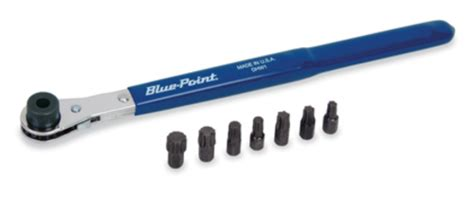 8 pc Automotive Door Hinge Removal Set (Blue Point®)