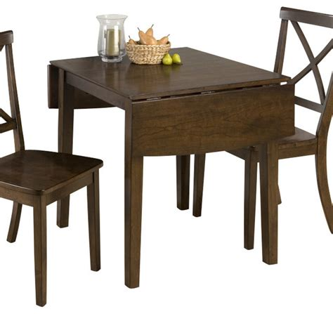 jofran 342 48 cherry drop leaf dining table