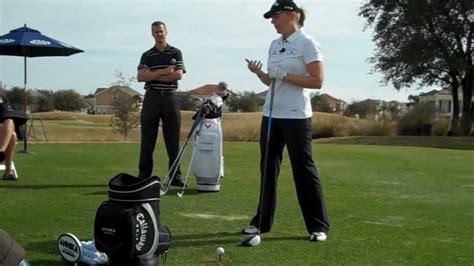 sorenstam golf swing annika sorenstam explains her golf swing youtube