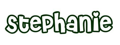 image gallery stephanie name