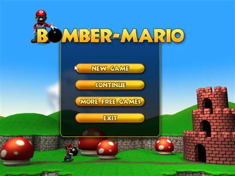 bomberman full version game free download bomber mario download