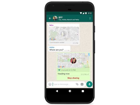 How To Find S Location On Whatsapp Whatsapp Live Location Launched Here S How It Works Technology News