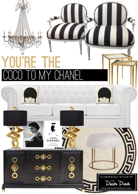 Chanel Inspired Home Decor by Best 25 Chanel Inspired Room Ideas On