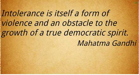 quote about quotes about intolerance quotesgram