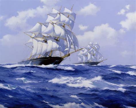 imagenes de barcos en alta mar cuadros modernos pinturas y dibujos barcos viejos de