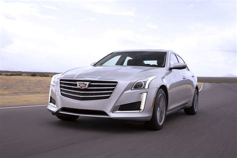 cadillac its cadillac updates ats and cts for the 2017 model year