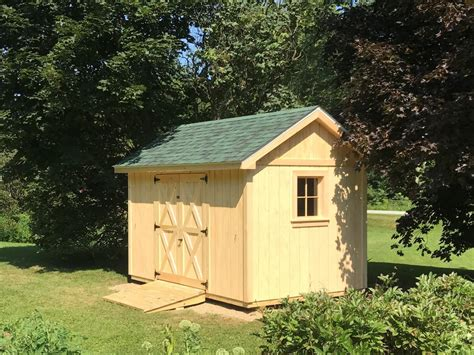 vermont custom sheds select shed pricing