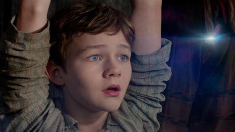 who is the actor who plays peter pan on geico commercial pan review an unfulfilling adaptation that leaves you