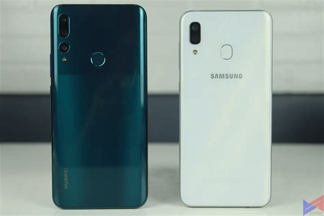 samsung y9 earphones who s the better mid ranger huawei y9 prime 2019 vs samsung galaxy a30 gadget pilipinas