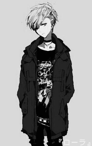 anime boy animu style