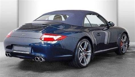 Porsche M Codes 997 by Codes Options Usine 997 2s Cab Phase 2 Stuttgart