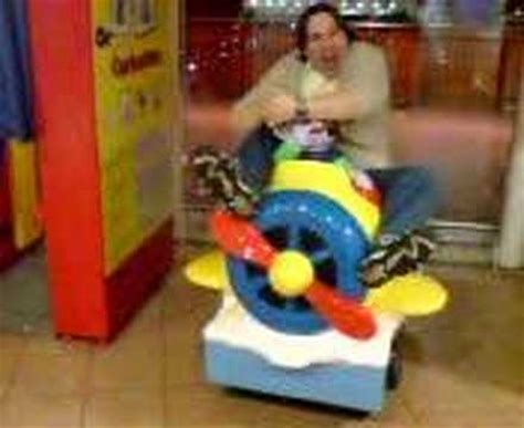 Tajimaku Kid Ride The Duck drunken behavior on ride
