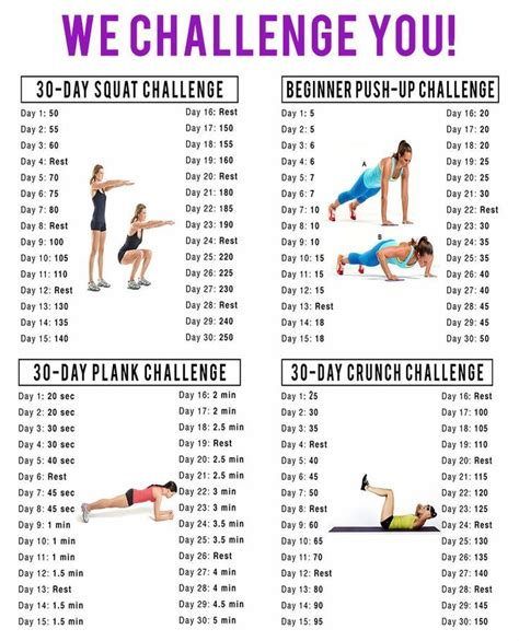 fitness challenge ideas 25 best ideas about fitness challenge month on