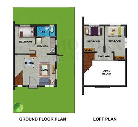 house design plans 50 square meter lot metrogate meycauayan ii house and lot in bulacan by moldex
