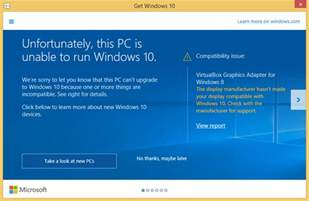 windows 10 compatibility checker tech random technical stuff november 2015