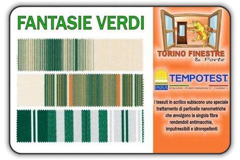 ingrosso tende torino tessuti tempotest in acrilico verdi tende da sole torino