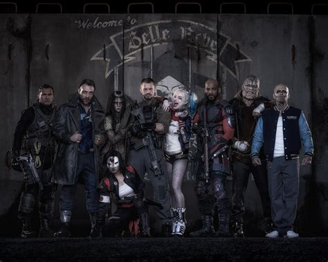 First look at Margot Robbie as Harley Quinn, Will Smith as
