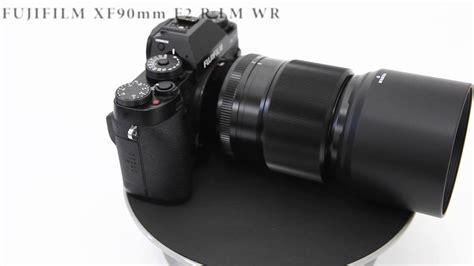 Fujifilm Xf90mm F2 R Lm Wr fujifilm xf90mm f2 r lm wr 開封の儀
