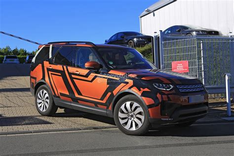 New Land Rover Discovery 2018 by 2017 Land Rover Discovery 5 2018 Land Rover Lr5 Spied