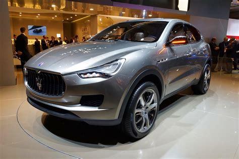 maserati levante start production    cars