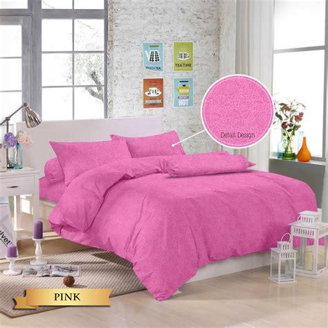 Sprei Katun 100x200 Tinggi 30cm Jaxine Motif Pink sprei royals jacquard emboss pink t 30cm warungsprei