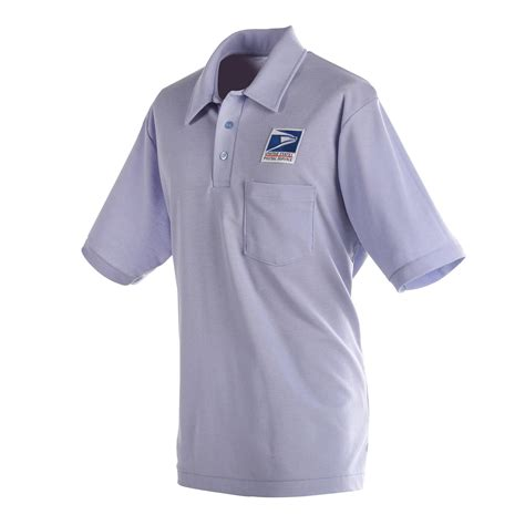 knit polo shirts mens knit polo shirt for letter carriers and motor vehicl