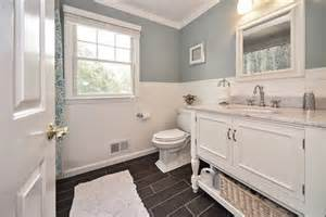 Mdf Beadboard Paneling - cottage full bathroom with crown molding amp flat panel cabinets in basking ridge nj zillow digs