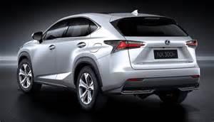 Toyota Lexus Suv Lexus Nx 2015 Nuovo Suv Ibrido Senza Compromessi Auto Km