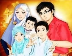 Pendidikan Agama Islam Upaya Pembentukan Pemikiran Dan Kepribadian cinta keluarga berperan penting untuk membentuk