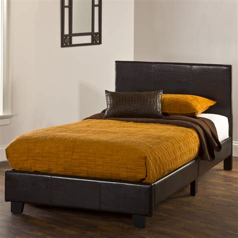 platform bed twin hillsdale springfield twin platform bed reviews wayfair