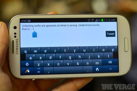 swype keyboards for android new swype keyboard for android crowd sources your autocorrections the verge