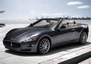 Maserati Top Top Luxury Cars Luxury Cars 2011 Maserati Gran Cabrio