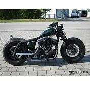 Harley Sportster Bobber › 2001 Davidson