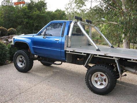 Toyota 4x4 1988 1988 Toyota Hilux 4x4 Yn67 Car Sales Qld Brisbane