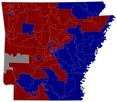 us representatives arkansas map usa map with state legislative voting districts politics