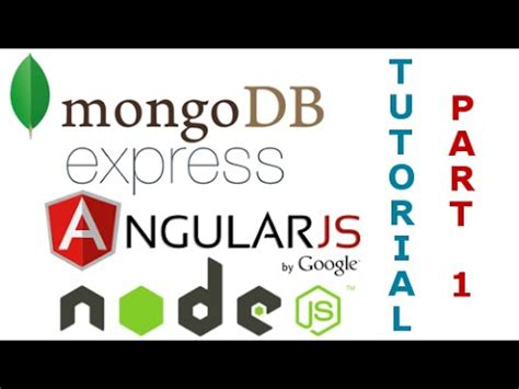 yii mongodb tutorial mean stack restful api tutorial 1 5 using mongodb