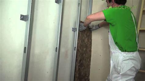 poner techo de pladur c 243 mo instalar un trasdosado con placas de yeso laminado
