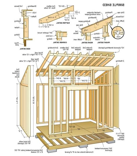 shed layout plans buy free shed plans shed plan