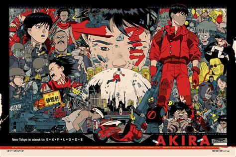 film anime akira akira poster abridges the entire classic anime