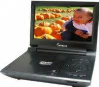 format most dvd players play portable dvd players
