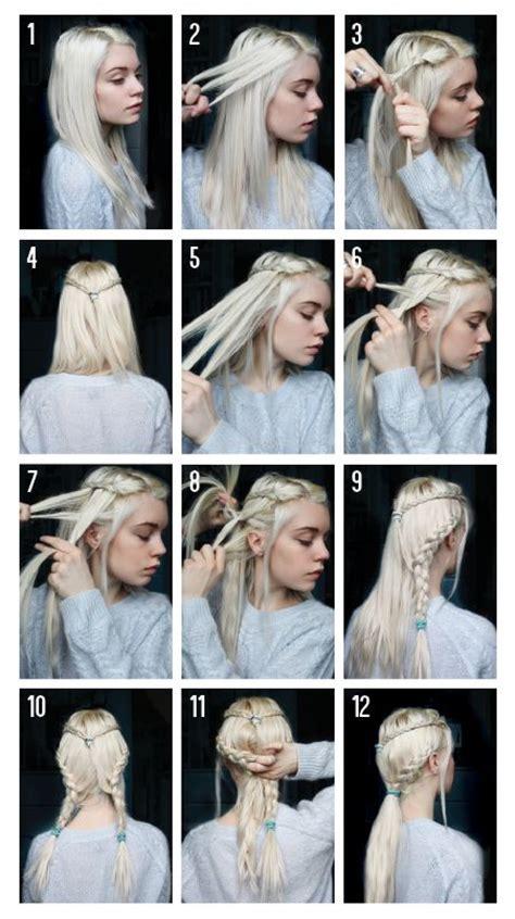 fairy taile updos elmhurst fairy tale hair tutorial from faeriemag com coisas