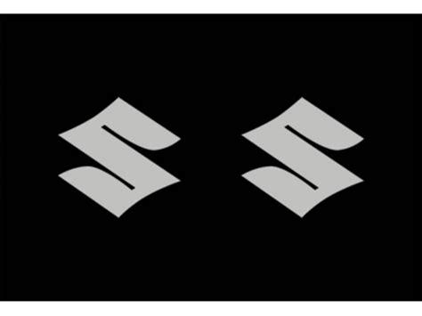 suzuki logo transparent suzuki logo 2 pair eshop stickers