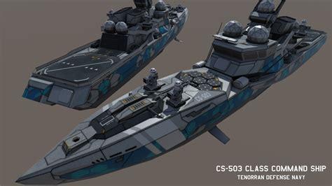 sw boat with fan cs 503 class command ship by helge129 on deviantart