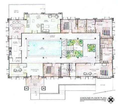 roman villa floor plan pin by patricia archer on fun stuff pinterest