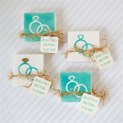 How To Make Wedding Giveaways - learn how to make diy stenciled wedding soap favors