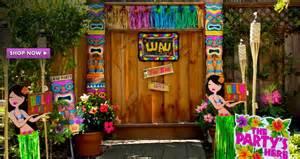 luau supplies hawaiian luau decorations city