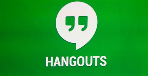 what is hangouts on android la nueva versi 243 n de hangouts abrazar 225 material design
